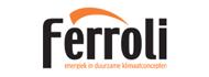 Business Hosting voor Ferroli